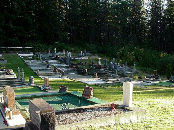 Slovak Cemetery  Kittitas County, Washington